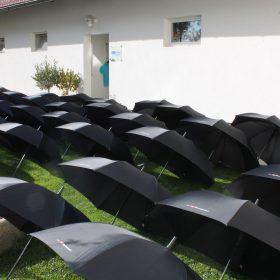 Siebdruck Schirme